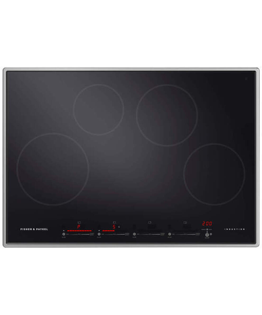 Electric Cooking Surfaces Fisher&Paykel CI304PTX1-N