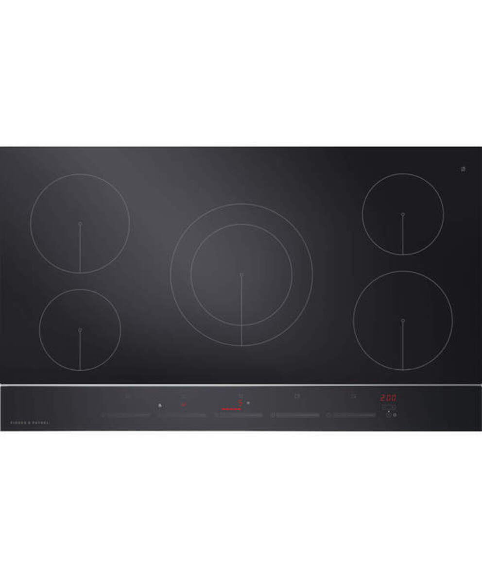 Electric Cooking Surfaces Fisher&Paykel CI365DTB2-N
