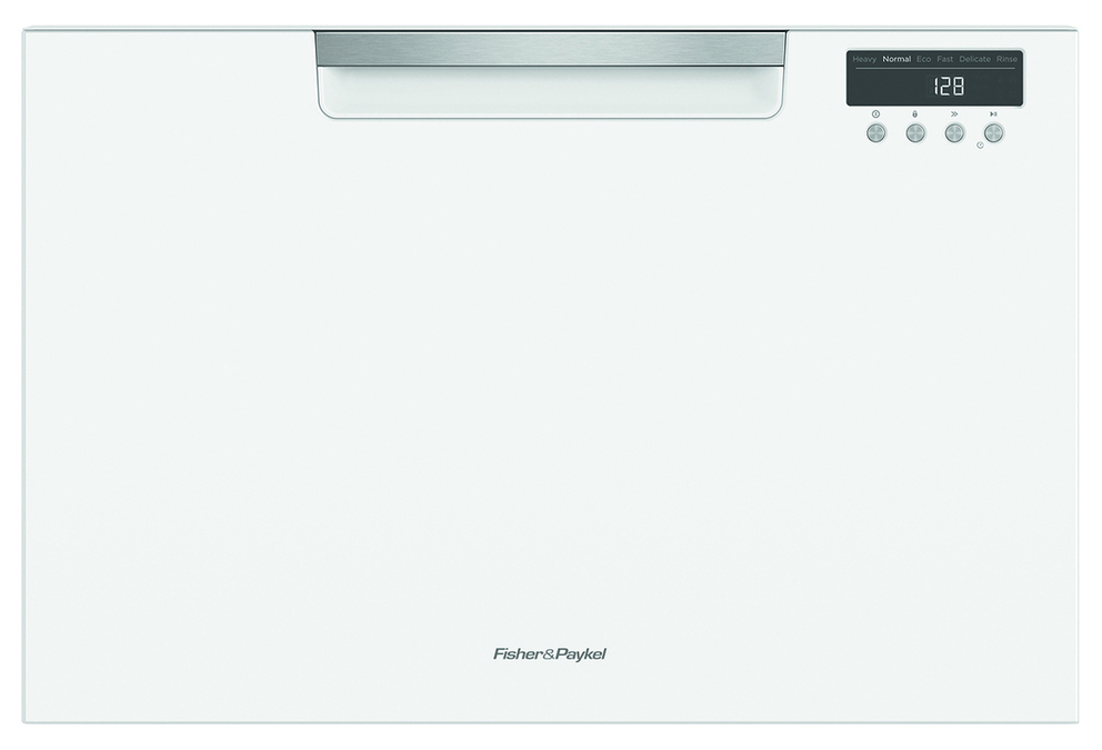 Single Dishdrawer™ Fisher&Paykel DD24SAW9