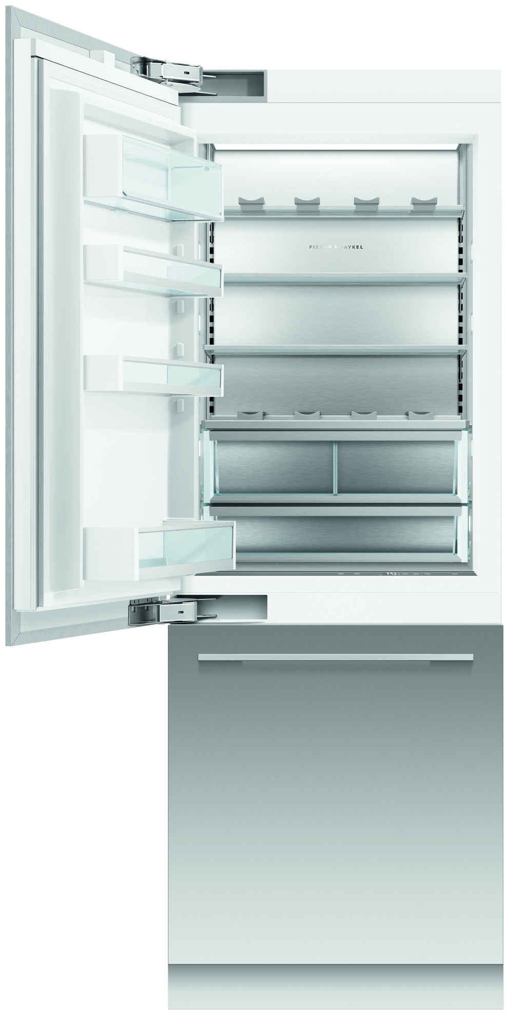 Réfrigérateurs Fisher&Paykel RS3084WLUK1 + RD3084WLD