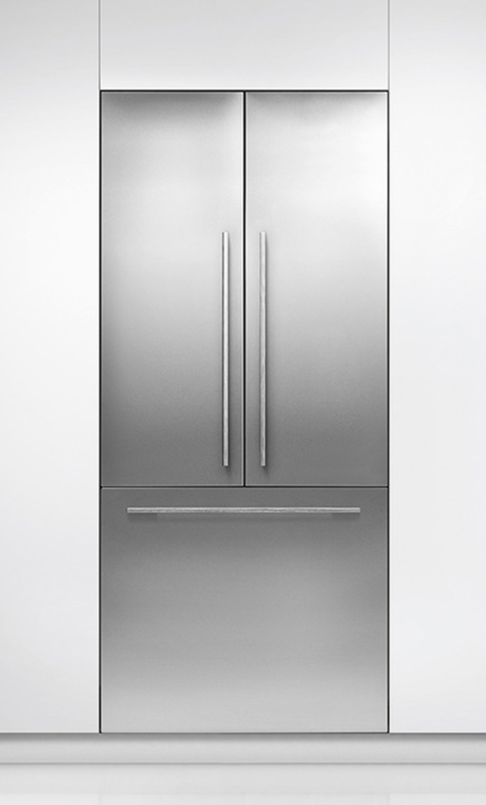 Réfrigérateurs Fisher&Paykel RS36A80J1 + RD3680 (80'' F&P)