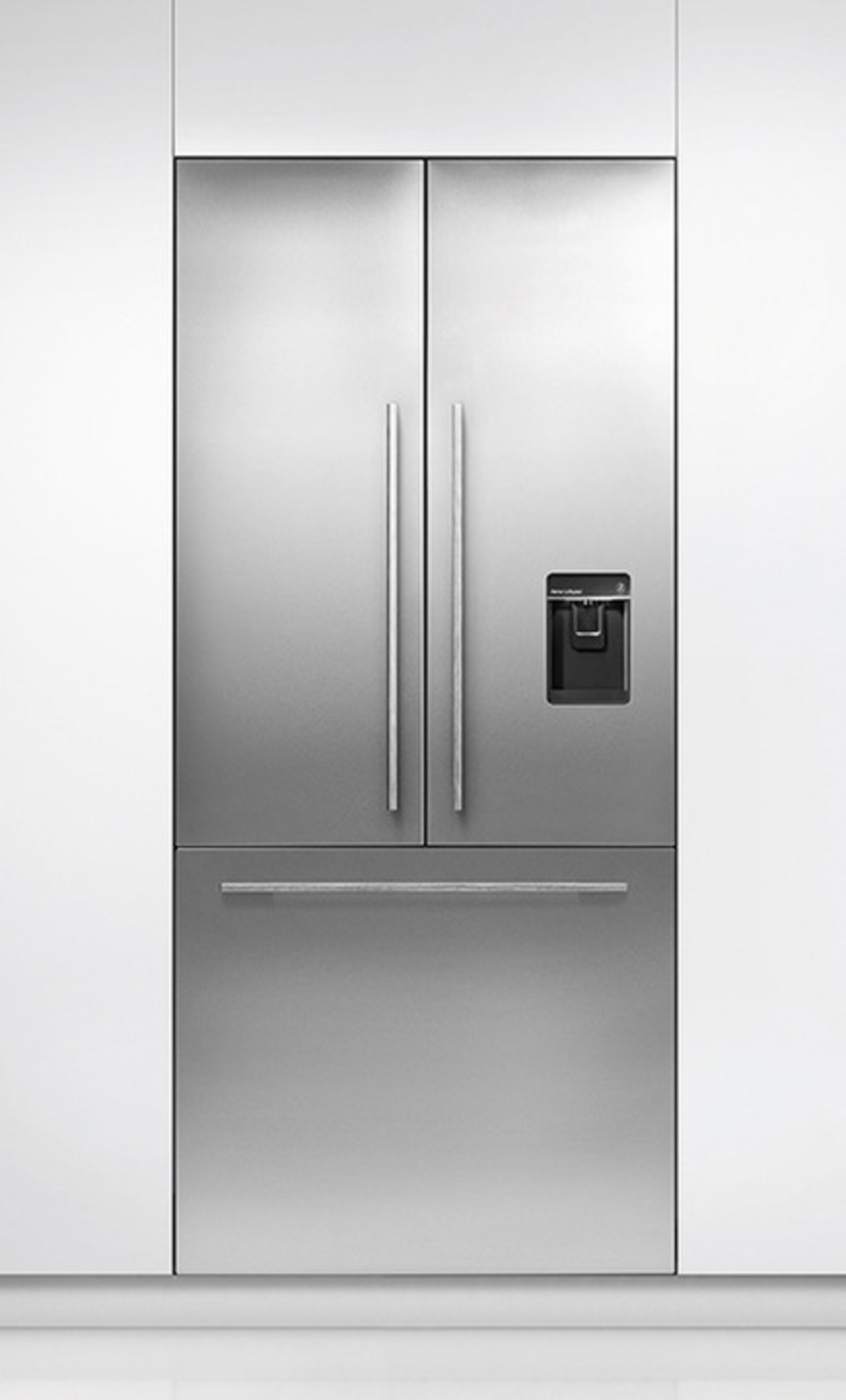 Réfrigérateurs Fisher&Paykel RS36A80U1 + RD3680U (80'' F&P)